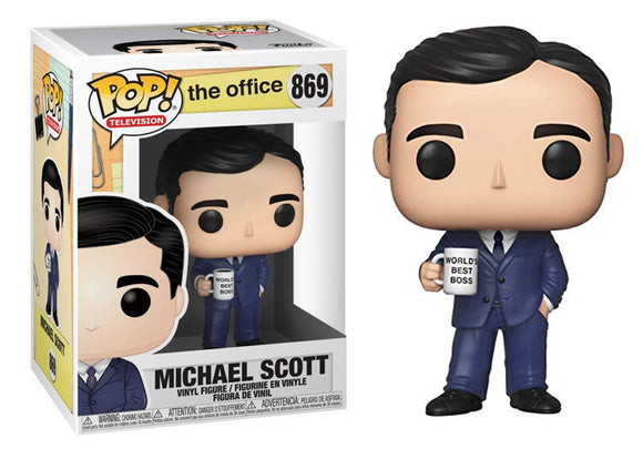 Pop! Television: The Office - Michael Scott - Mom's Basement Collectibles