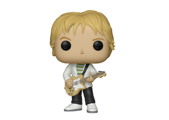 Pop! Rocks: The Police - Andy Summers - Mom's Basement Collectibles