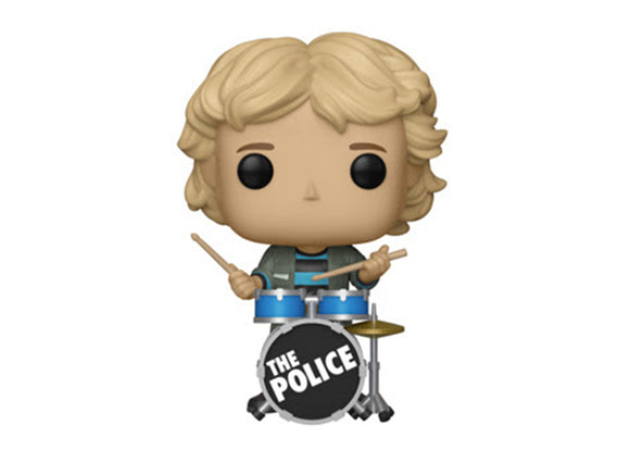Pop! Rocks: The Police - Stewart Copeland - Mom's Basement Collectibles