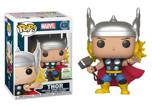 Pop! Marvel - Thor (Spring Convention Exclusive 2019) - Mom's Basement Collectibles