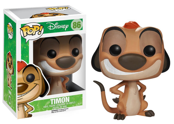 Pop! Disney - Timon - Mom's Basement Collectibles