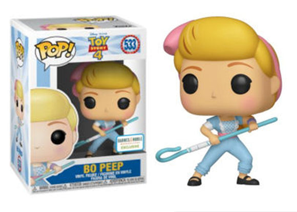 Pop! Disney: Toy Story 4 - Bo Peep (Barnes & Noble Exclusive) - Mom's Basement Collectibles