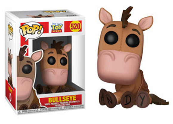 [PRE-ORDER] Pop! Disney: Toy Story - Bullseye - Mom's Basement Collectibles
