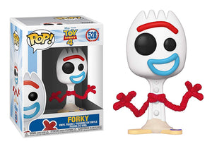 Pop! Disney: Toy Story 4 - Forky - Mom's Basement Collectibles