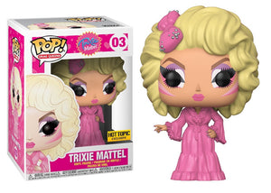 Pop! Drag Queens - Trixie Mattel (Hot Topic Exclusive) - Mom's Basement Collectibles