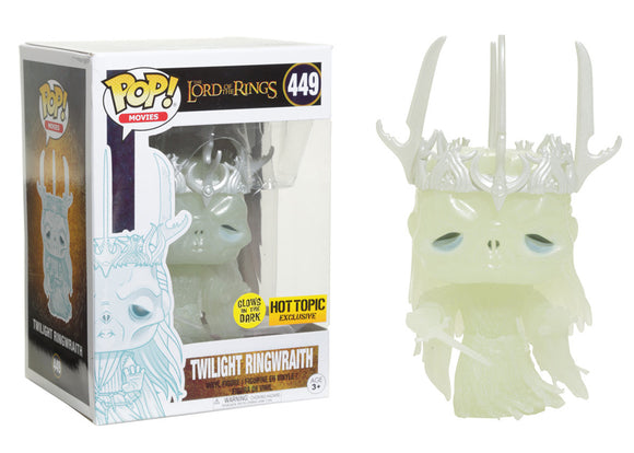 Pop! Movies: Lord of the Rings - Twilight Ringwraith (Hot Topic Exclusive) - Mom's Basement Collectibles