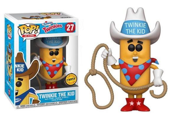 Pop! Ad Icon - Twinkie The Kid (Chase) - Mom's Basement Collectibles