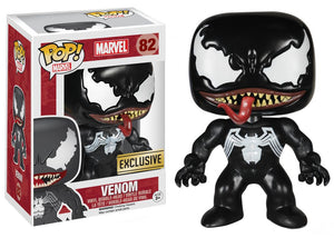 Pop! Marvel - Venom (Walgreens Exclusive) - Mom's Basement Collectibles