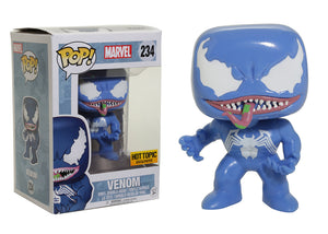 Pop! Marvel - Venom [Blue] (Hot Topic Exclusive) - Mom's Basement Collectibles