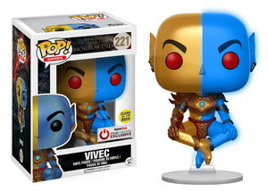 Pop! Games: The Elder Scrolls Online - Vivec [Glow In The Dark] (Gamestop Exclusive) - Mom's Basement Collectibles
