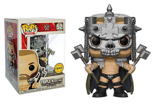Pop! WWE - Triple H [Skull King] (Chase) - Mom's Basement Collectibles