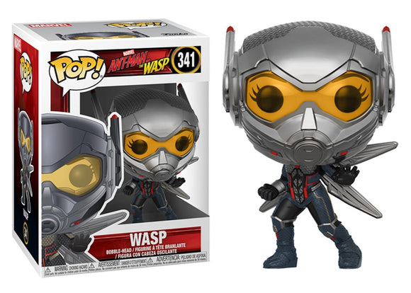 Pop! Marvel: Ant Man & The Wasp - Wasp - Mom's Basement Collectibles