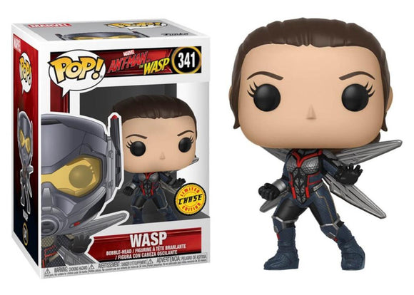 Pop! Marvel: Ant Man & The Wasp: Wasp (Chase) - Mom's Basement Collectibles
