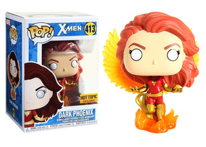 Pop! Marvel: X-Men - Dark Phoenix (Hot Topic Exclusive) - Mom's Basement Collectibles
