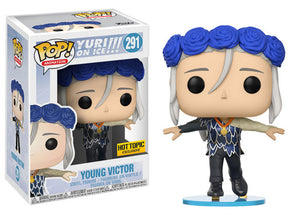 Pop! Animation: Yuri On Ice!!! - Young Victor (Hot Topic Exclusive) - Mom's Basement Collectibles