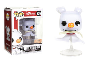 Pop! Disney - Zero with Bone (Box Lunch Exclusive) - Mom's Basement Collectibles