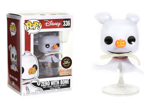 Pop! Disney - Zero with Bone (Box Lunch Exclusive Chase) - Mom's Basement Collectibles