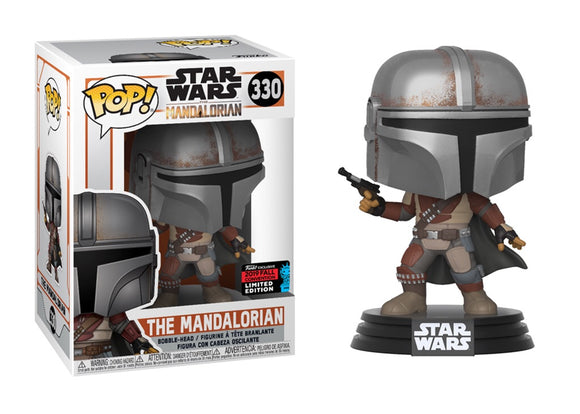 Pop! Star Wars - The Mandalorian (Fall Convention Exclusive 2019) - Mom's Basement Collectibles