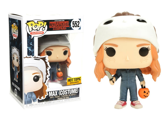 Pop! Television: Stranger Things - Max [Costume] (Hot Topic Exclusive) - Mom's Basement Collectibles