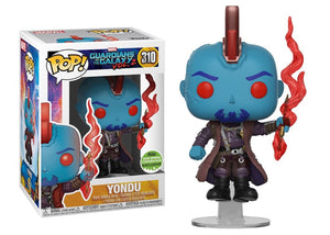 Pop! Marvel: Guardians of the Galaxy Vol. 2 - Yondu (Spring Convention Exclusive 2018) - Mom's Basement Collectibles