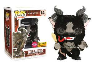 Pop! Holidays - Krampus [Flocked] (Hot Topic Exclusive) - Mom's Basement Collectibles