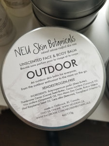 Outdoor sunscreen ($18) Neu Skin