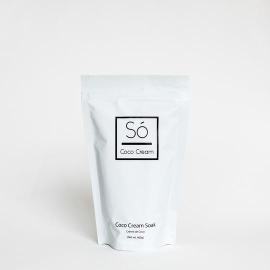 Coco Cream Bath Soak