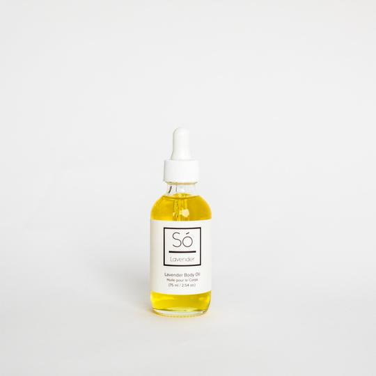 Sweet Orange Body Oil ($24) - So Luxury