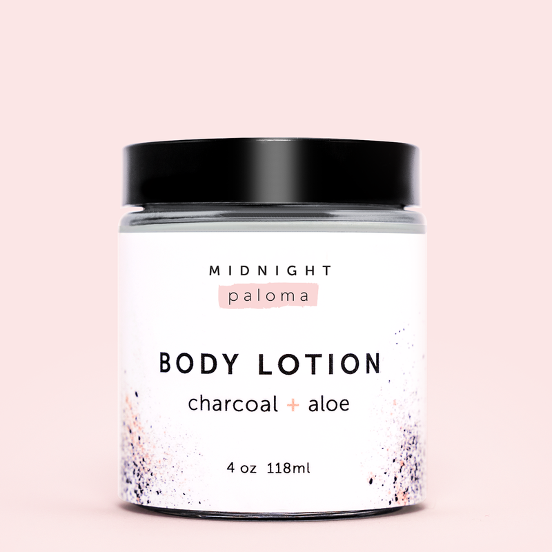 Body Lotion ($19) Midnight Paloma