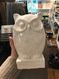 Owl planter ($19) Coastal Fashion