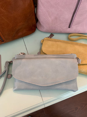 Crossbody wallet ($36) S + Q