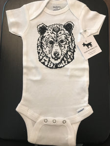 Onesie ($20) Goat and Pebble