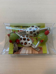 Crib pegs ($7) Dipsy Doodle