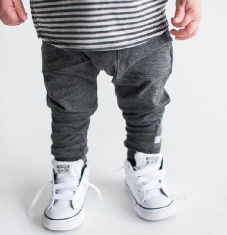Kids Harem pants ($34) Tiny Button Apparel