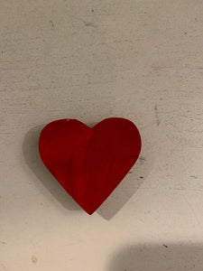 Wooden Heart ($2) Bob's Your Uncle