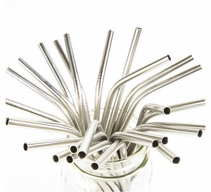 Stainless Steel Reusable Straw ($5) Mason Jar Merchant