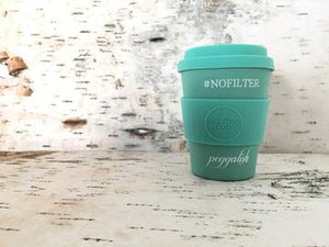 Bamboo Travel Cup Small ($20) - Peggalish