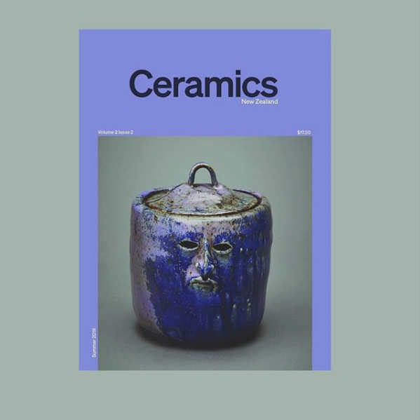 Ceramics NZ Magazine