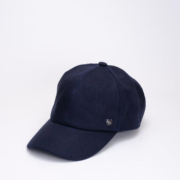 Linen Baseball Cap made in Wellington, New Zealand