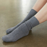 Perino Bed socks by General Sleep made in Auckland, Aotearoa