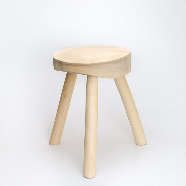 Milking Stool made in Golden Bay, NZ