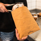 Reusable bread bag made in Christchurch, Aotearoa