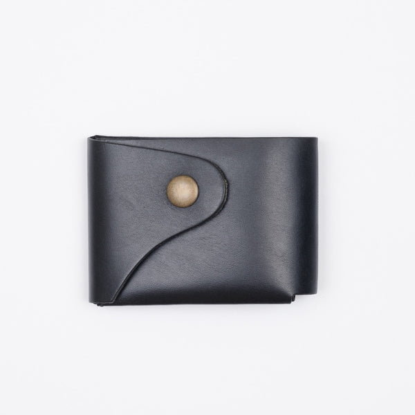 Wallet made in Wellington, New Zealand