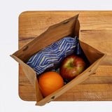 Reusable lunch bag made in Christchurch, Aotearoa