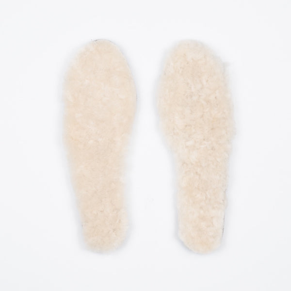 Sheepskin Inner Soles made in Napier, New Zealand
