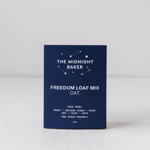 Freedom loaf mix made in Auckland, Aotearoa