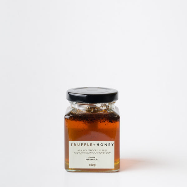 Truffle + honey made in Ohoka, Aotearoa