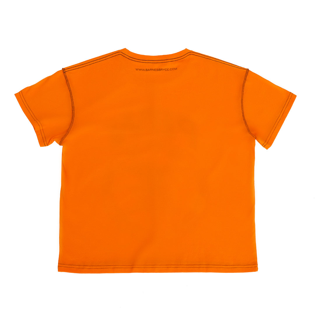 Protect Black Womxn Shirt in Burnt Orange