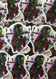 Crypt Mansion Stickers