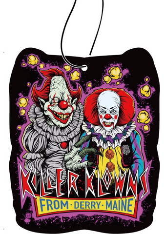 Killer Klowns Air Fresheners
